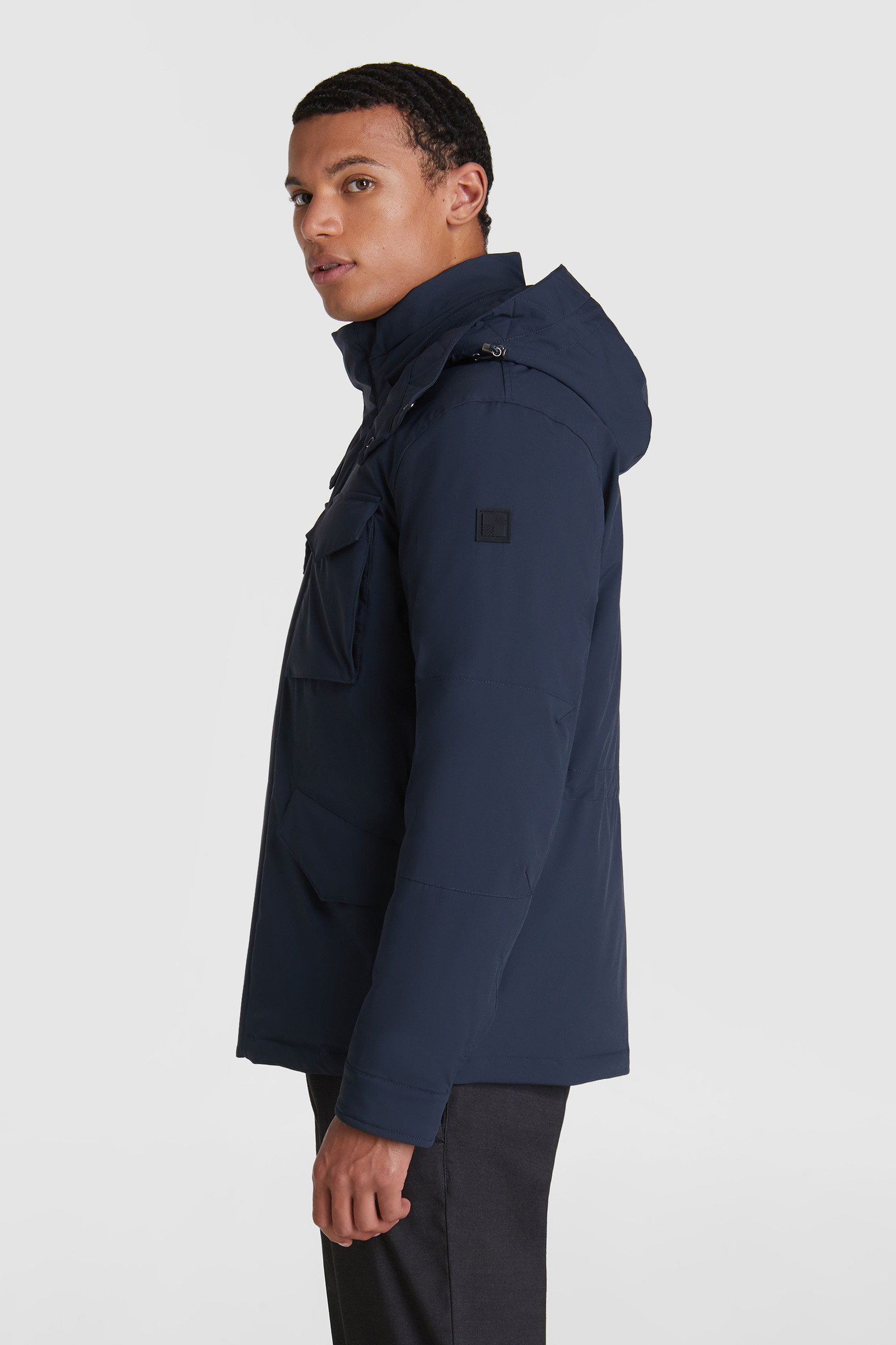 Stretch Mountain field jacket