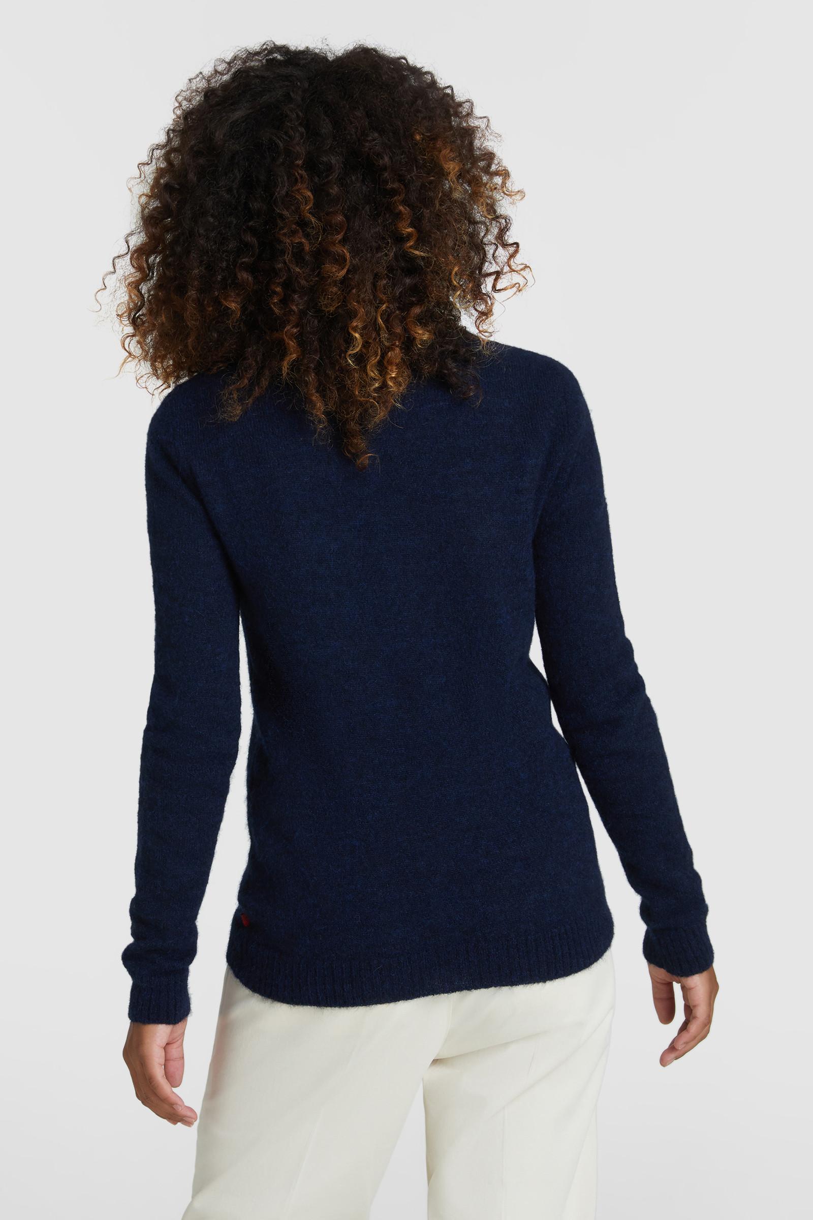 Alpaca Crewneck Sweater