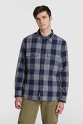 Oxbow shirt with Buffalo Check motif