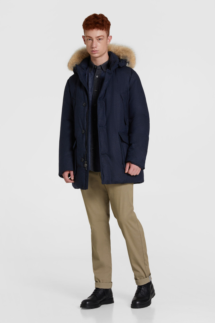 Luxe Arctic Parka