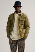 Aimé Leon Dore / Woolrich quilted overshirt