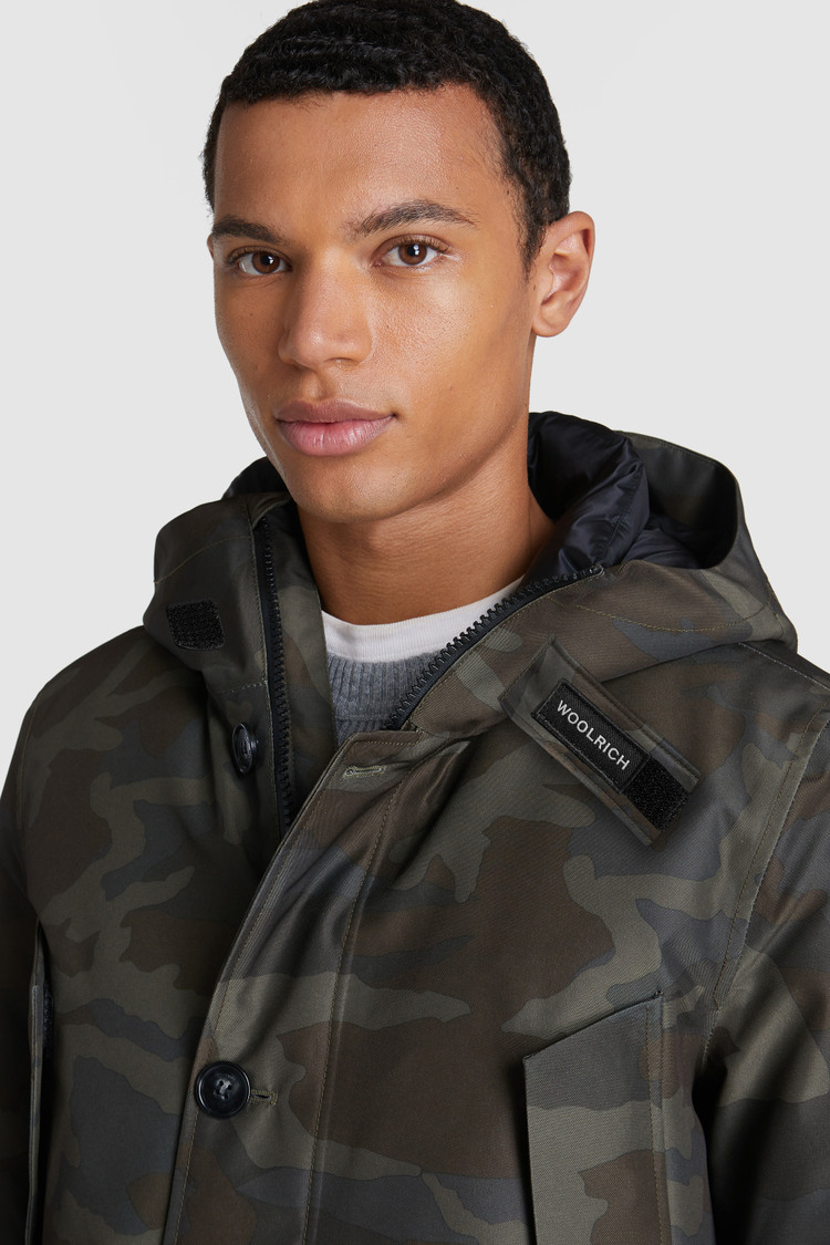 Storm Parka camouflage GORE-TEX