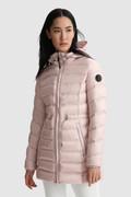 Faltbare Jacke Silas aus recyceltem Nylon