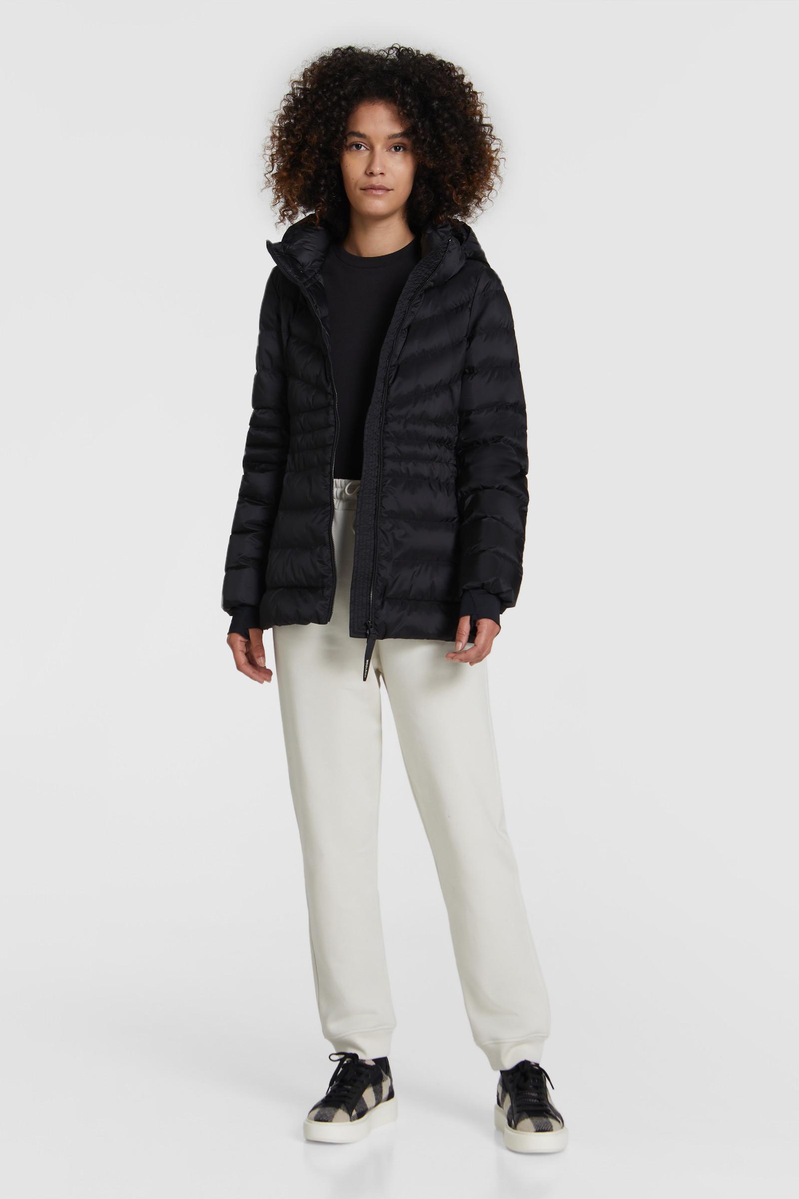 Hooded Tech Jacket