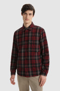 Traditional Madras heavy cotton Flannel Overshirt