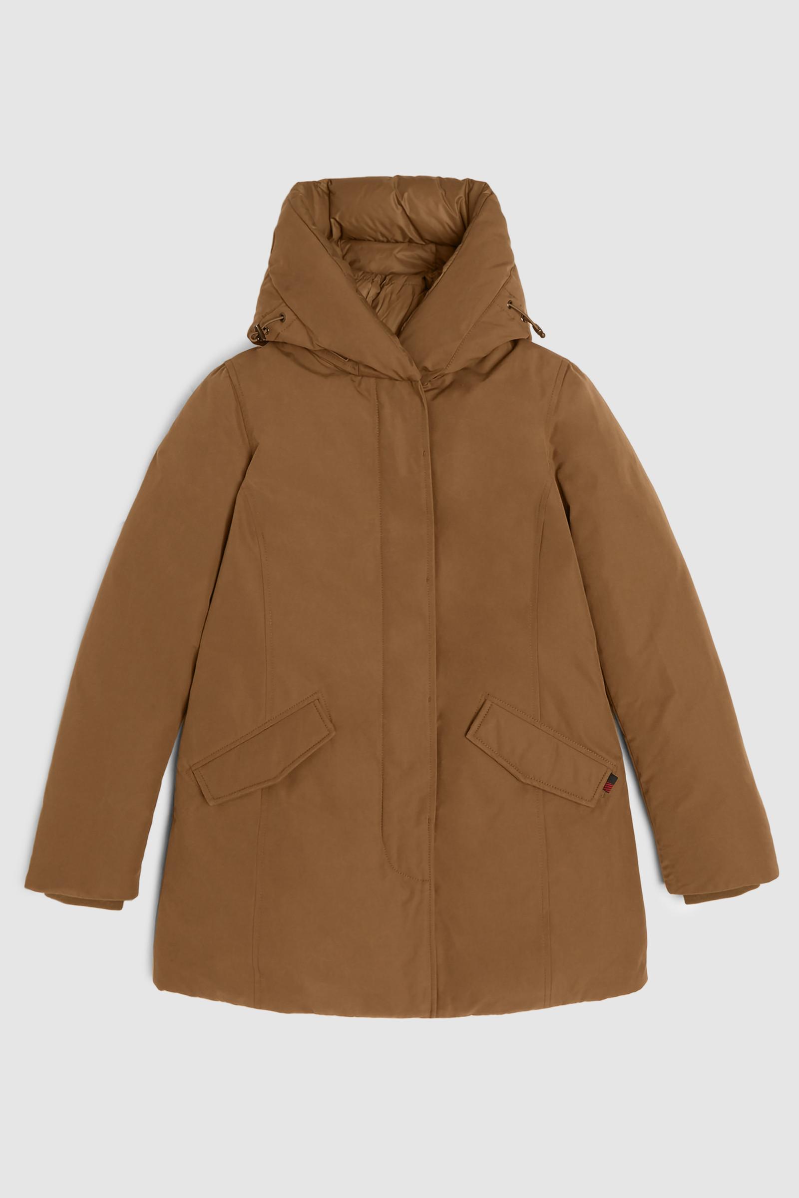 Eco Byrd Cloth Parka
