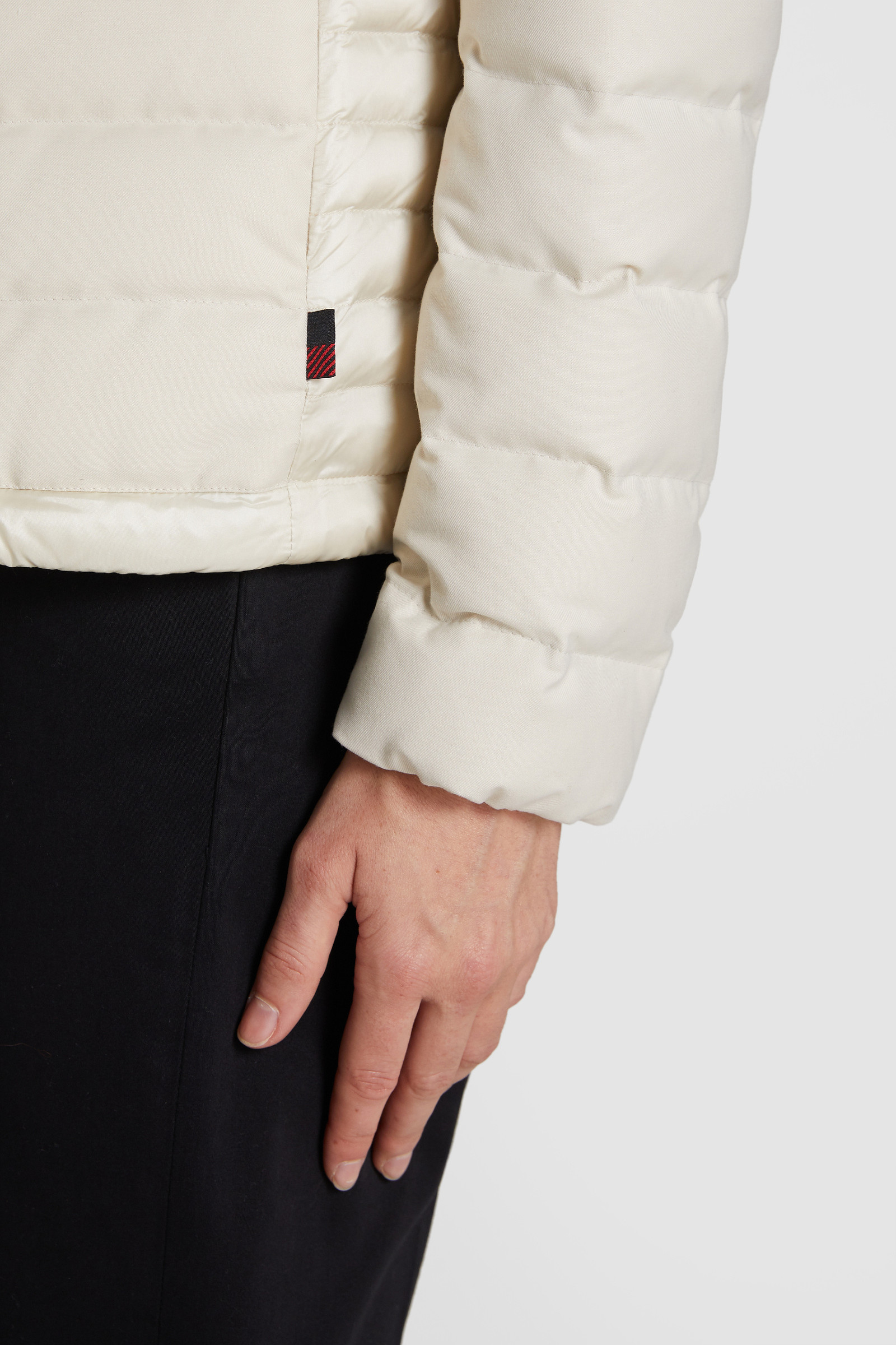Luxe Clover Down Jacket