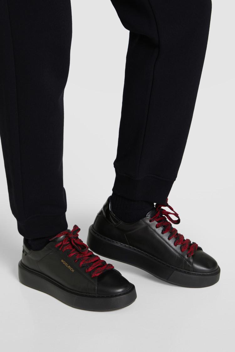 Sneaker All Around, vitello