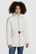 Blizzard jacket with faux fur