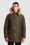 Arctic Parka with removable fur