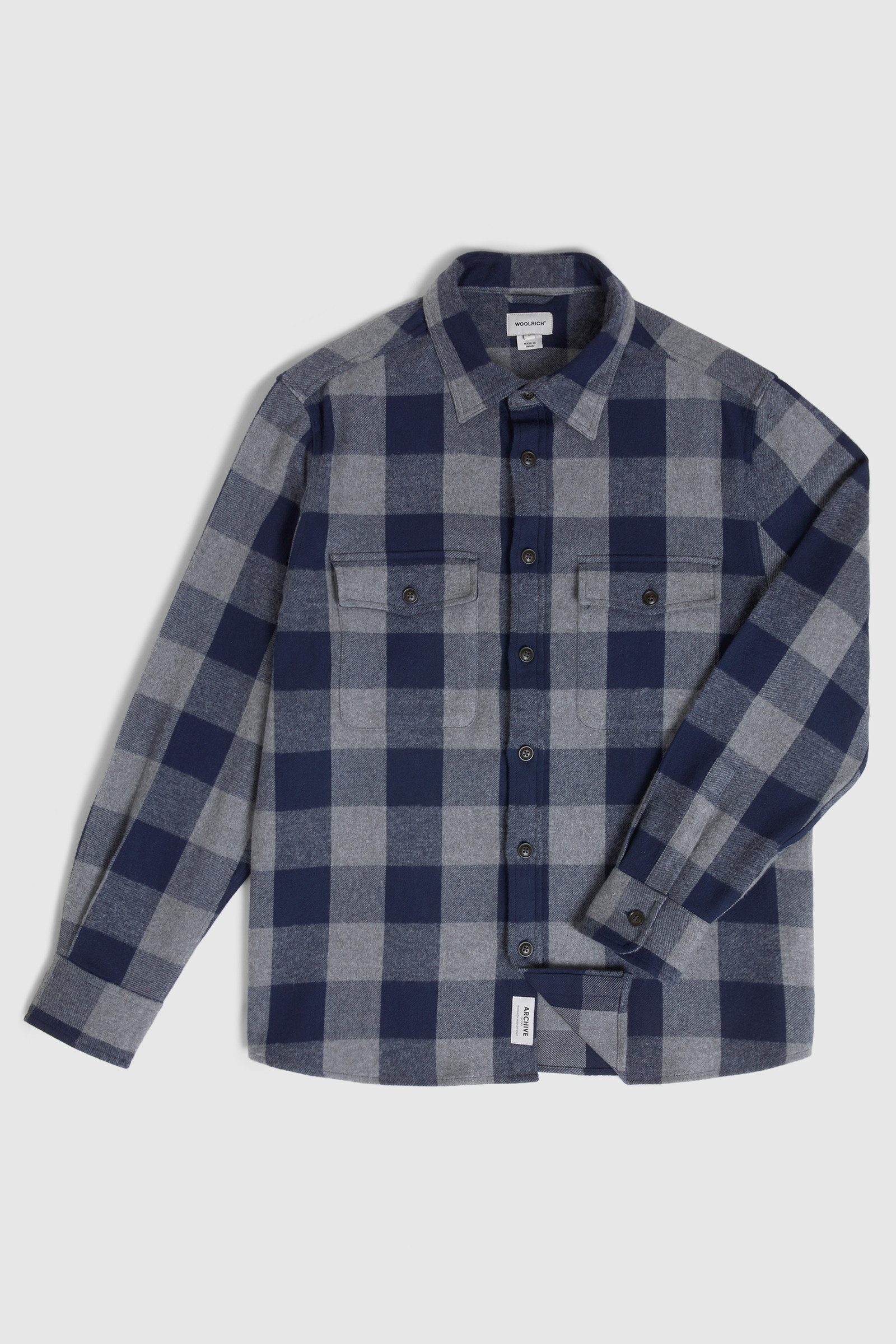 Camicia Oxbow con disegno Buffalo Check