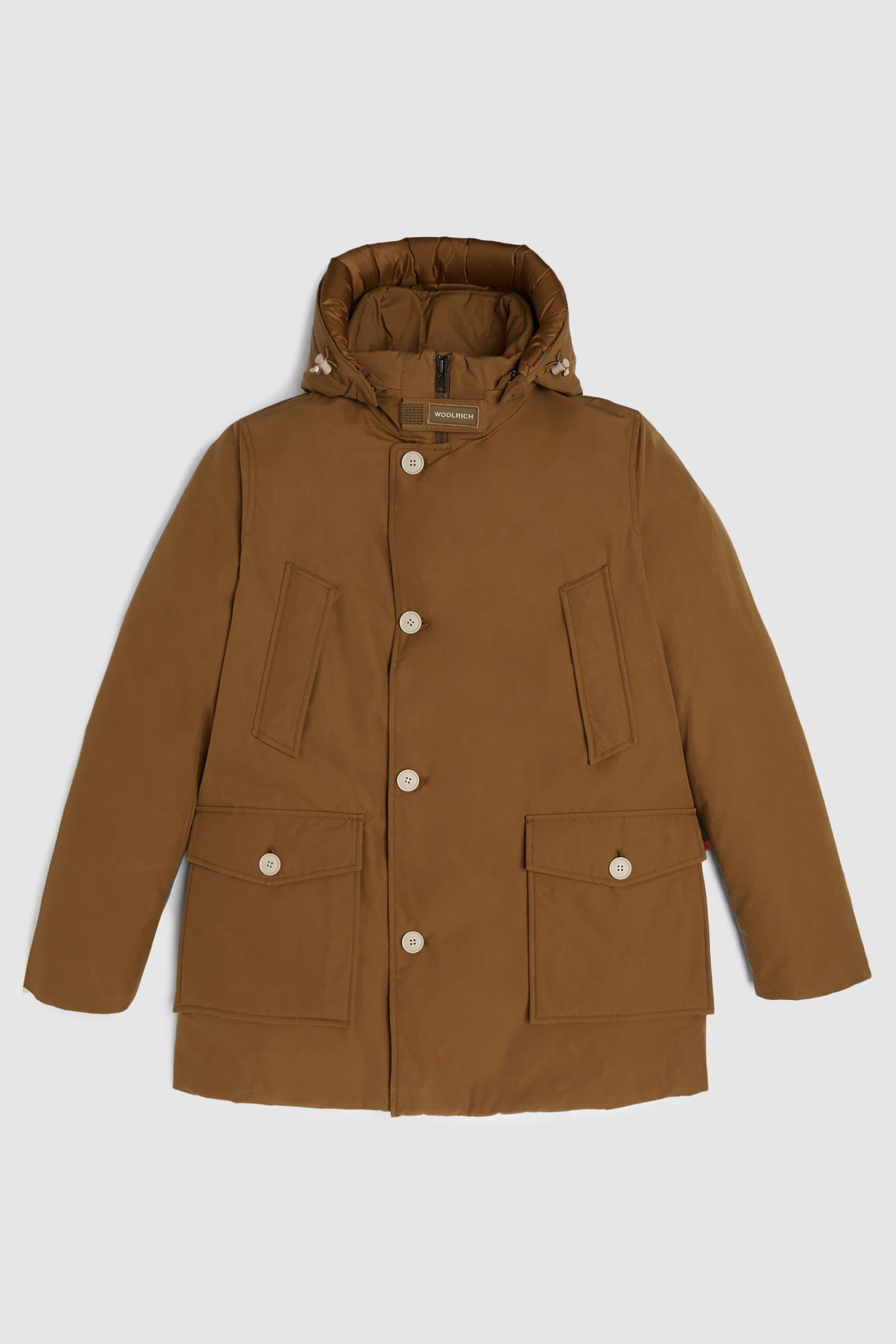 Eco-Friendly Byrd Cloth Arctic Parka