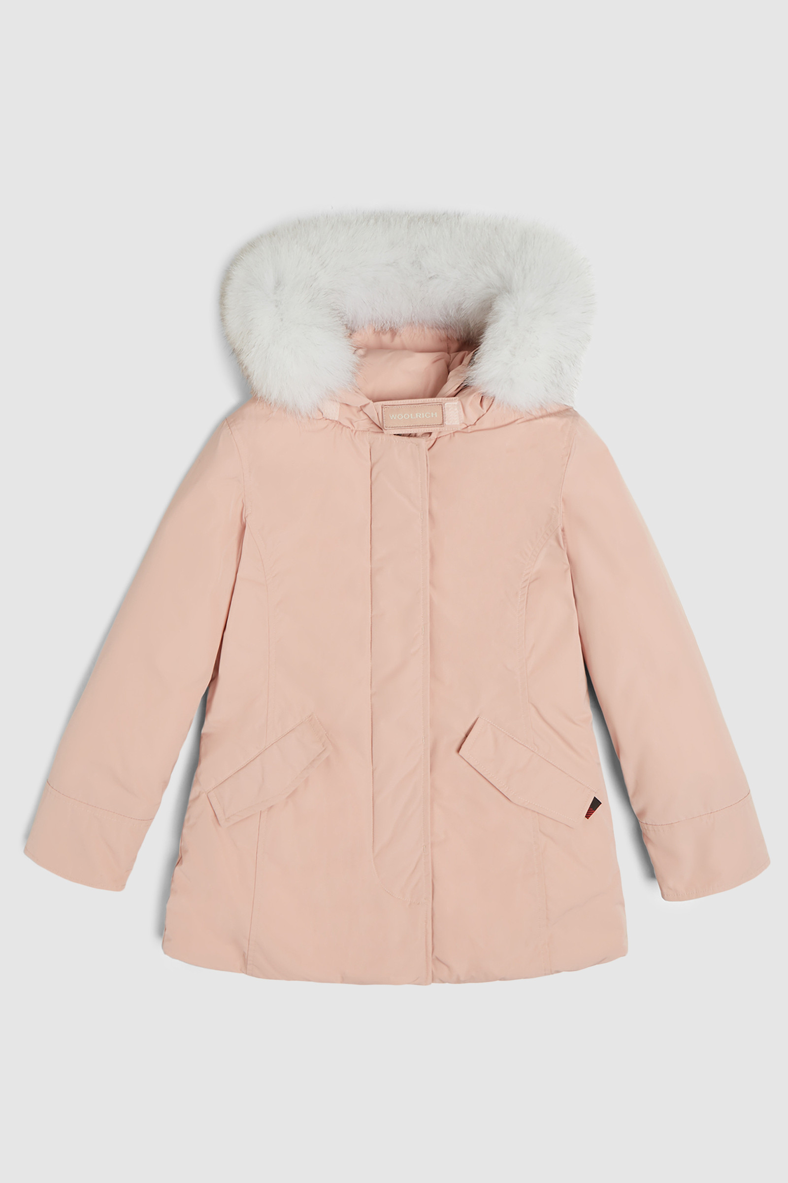 Arctic Parka With Luxury Fox Fur