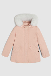 Arctic Parka With Luxury Fox Fur