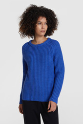 Wool Winter Crewneck Sweater