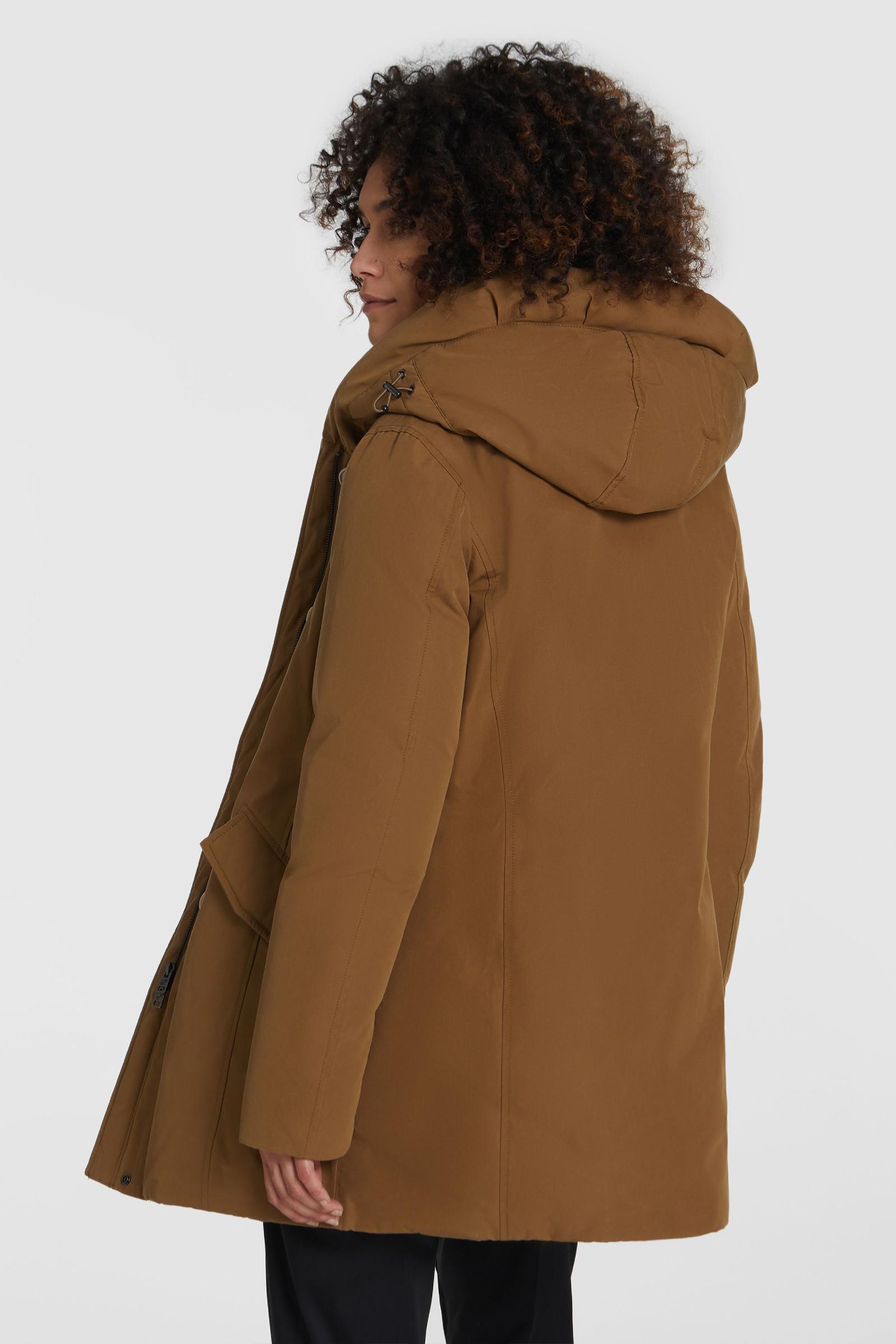 Parka Eco Byrd cloth