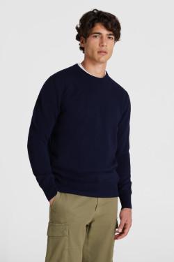 Wool Crewneck Sweater