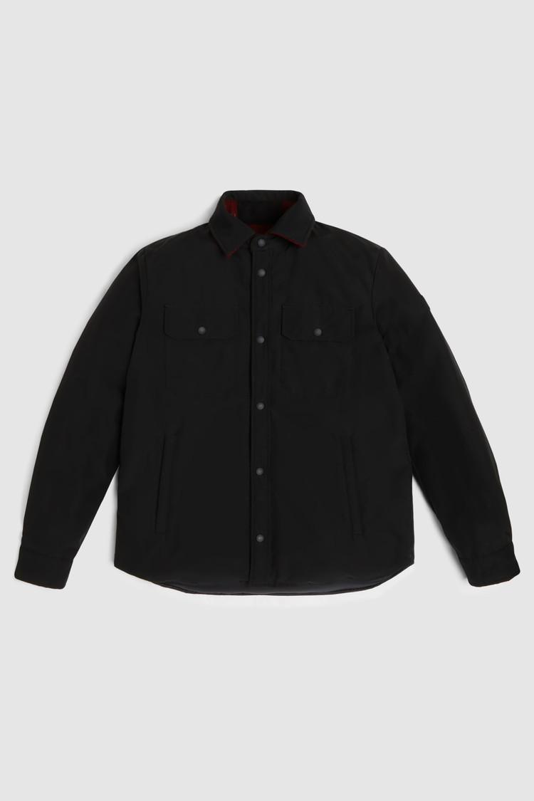 Rowland omkeerbaar jack met hemdskraag