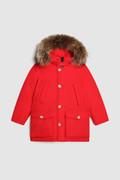 Boy's Arctic Parka with removable fur