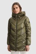 Magnolia hooded jacket