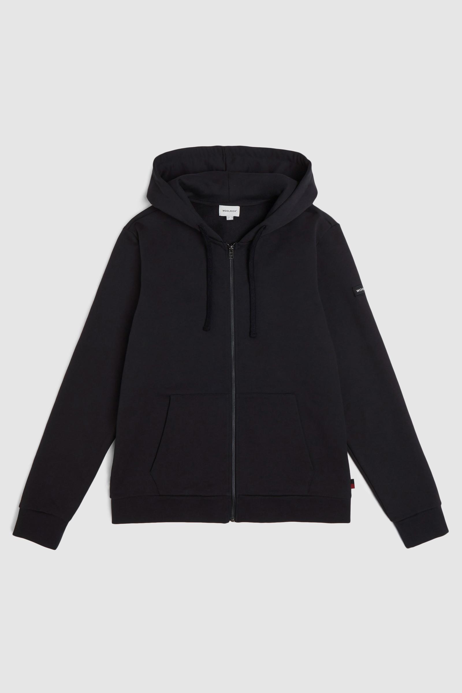 Essentials Kapuzensweatshirt mit Reißverschluss