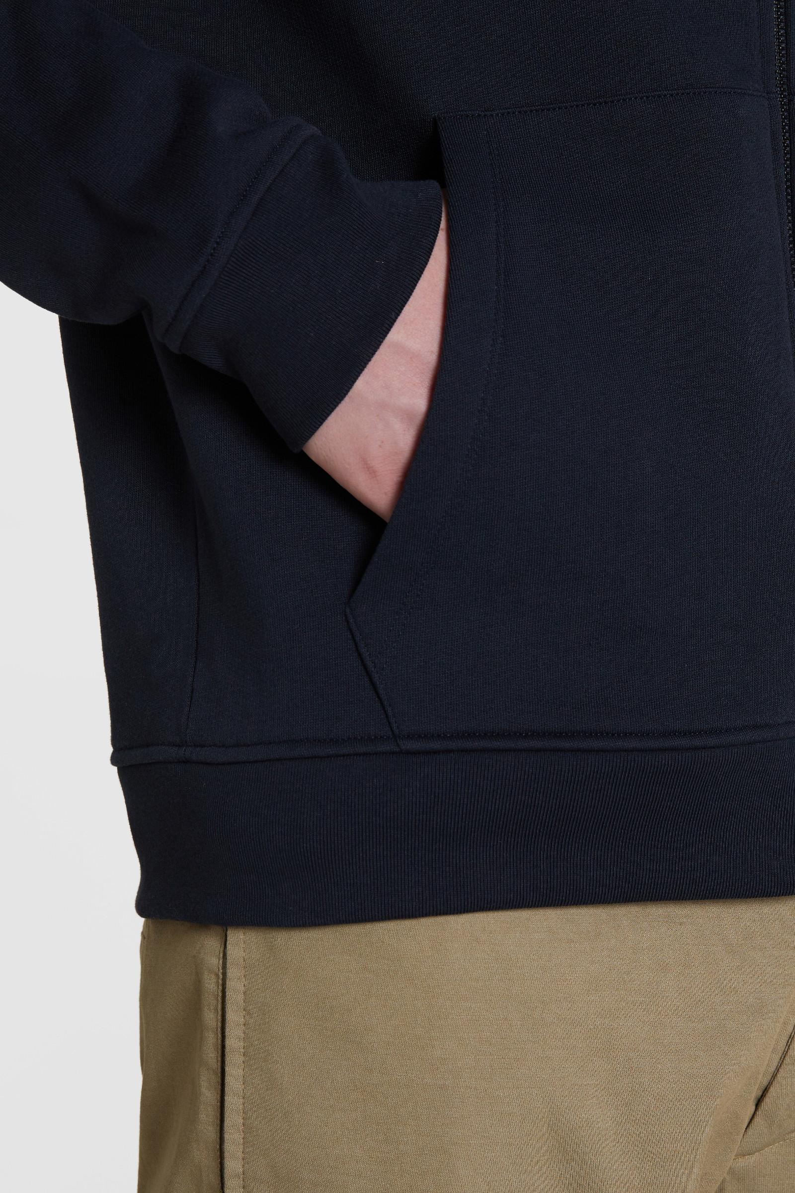 Luxury Sewatshirt mit Rundhalsausschnitt