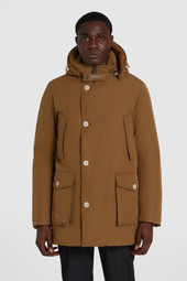 Eco-Friendly Byrd Cloth Arctic Parka