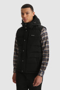 Aleutian Vest with removable hood