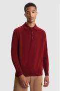 Luxury Polo in cashmere yarn