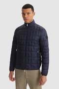 Deepsix packable jacket in recycled nylon