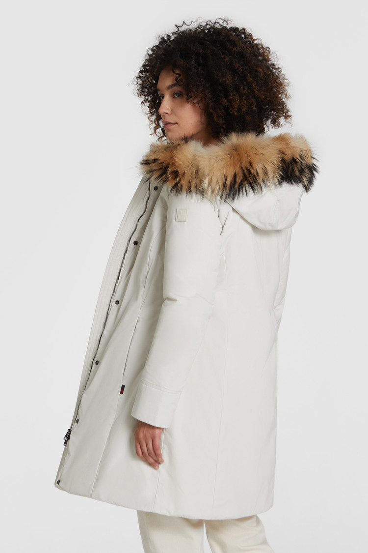 Parka Boulder stretch