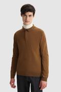 Polo en laine Mérinos très fine