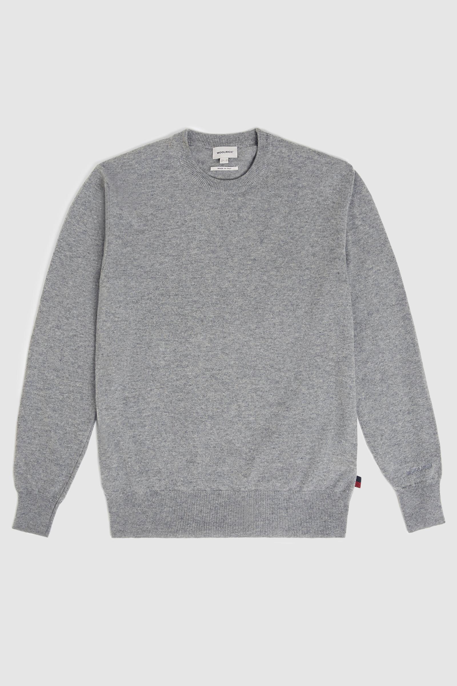 Maglione in lana girocollo