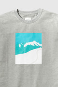 Short sleeve ski tee