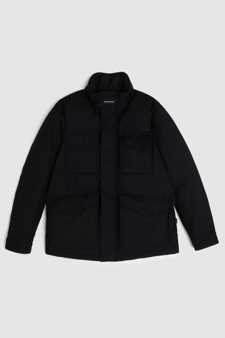 Luxe Field Jacket
