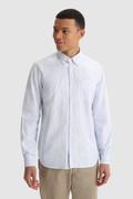 Oxford-Hemd aus reiner Baumwolle