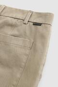 Pantalon en coton brossé Maverick