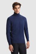 Super Geelong wool Turtleneck Sweater
