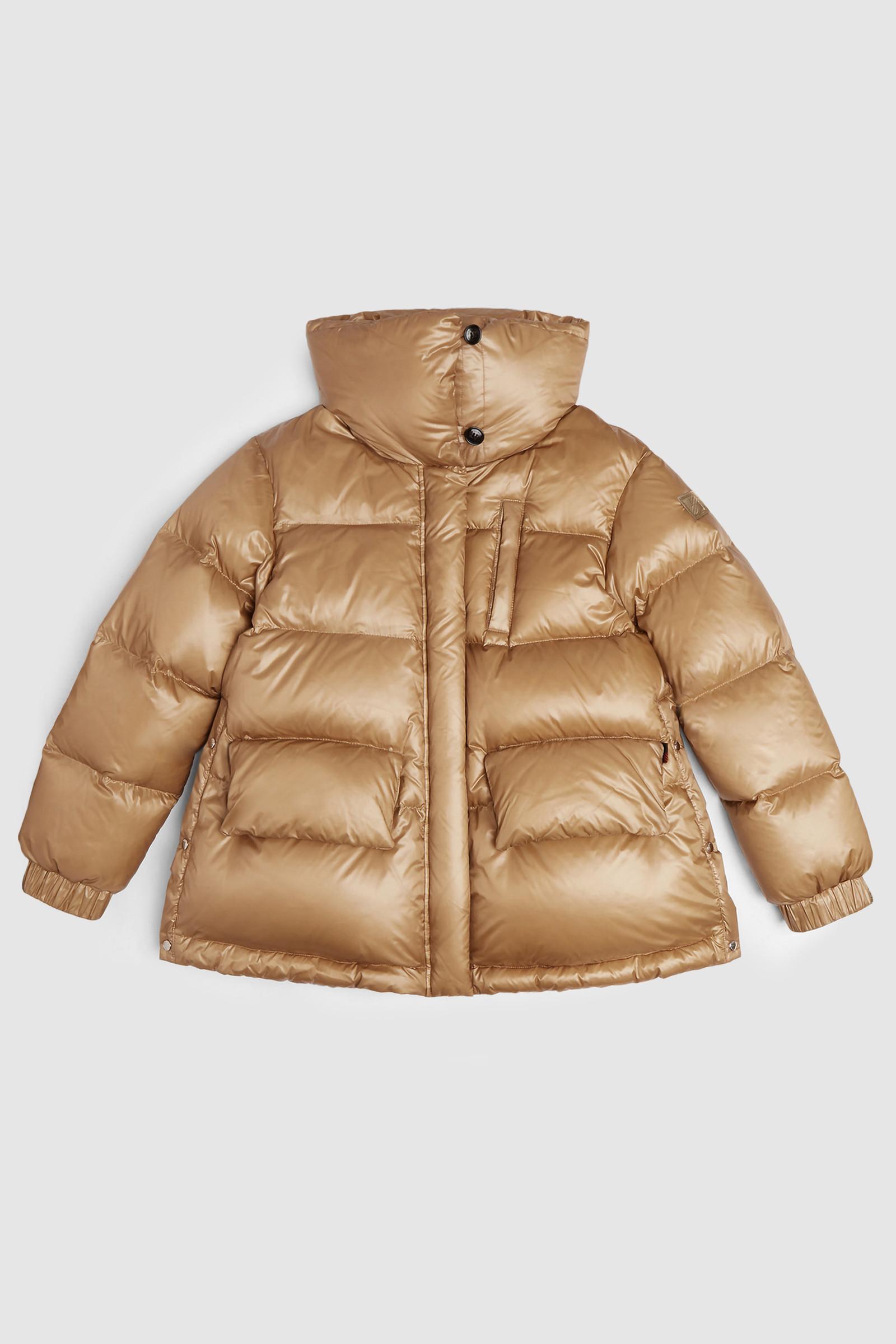 Aliquippa Short Down Jacket