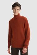 Merino wool Turtleneck Sweater