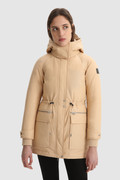 Chena Parka with removable hood
