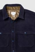 Fleece stag shirt