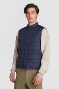 Light quilted vest