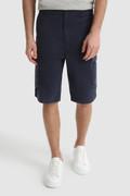 Light cotton Cargo shorts