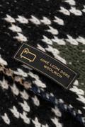 Aimé Leon Dore / Woolrich Jacquard scarf