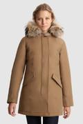 Arctic Parka con piel de mapache extraíble