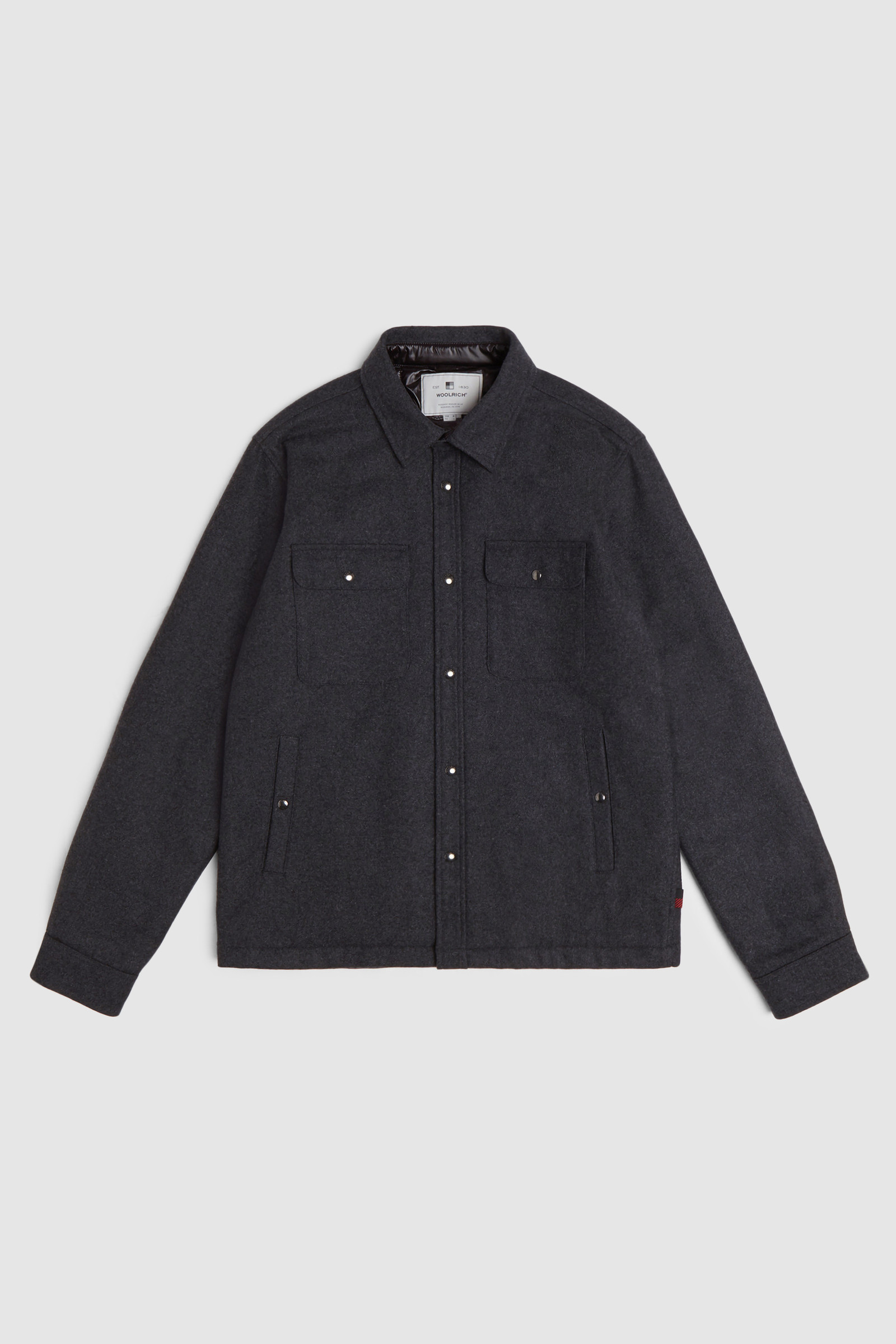 Alaskan Quilted Overshirt