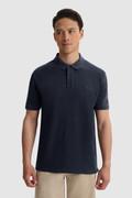 Mackinack Poloshirt aus Baumwollpiqué