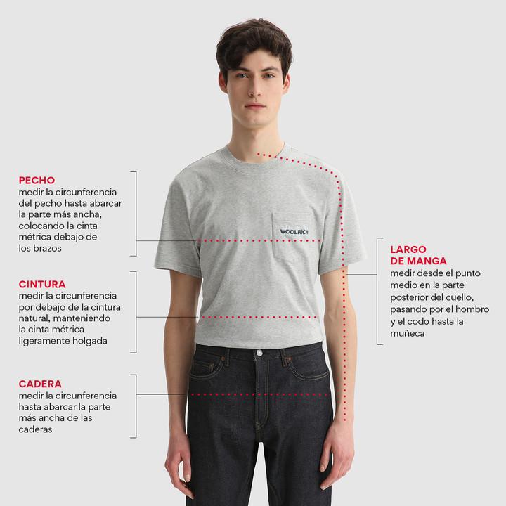 Guía de tallas: Cómo tomar las medidas