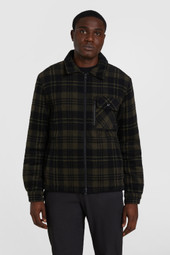 Timber Padded Overshirt